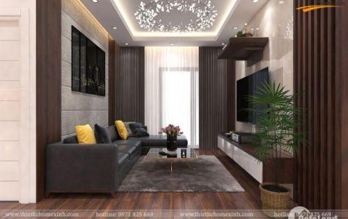 Chính chủ bán căn hộ 83m2 Goldmark City. Giá 1,98 tỷ. LH 0985.953.053