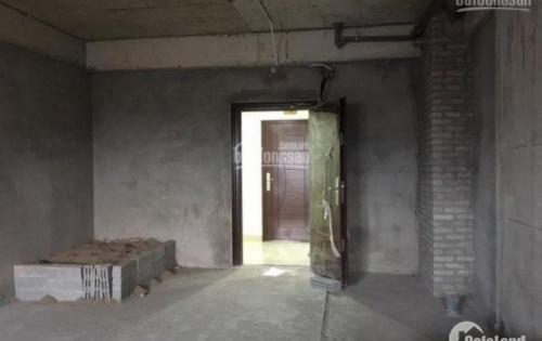 Bán căn 48m2, 1 phòng ngủ, nhà thô, CC CT2C Nghĩa Đô, giá 1.5 tỷ.