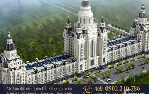 [HOT] Siêu dự án trung tâm thị xã Từ Sơn - Đồng Kỵ ... Cơ hội siêu lợi nhuận cho nhà đầu tư!!!