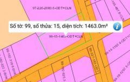 sở hữu 14 m mặt tiền, sâu 28m, chỉ với 39 triệu /m ngang.