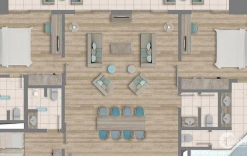 Bán biệt thự SKY VILLA NGHỈ DƯỠNG mặt tiền BIỂN BÃI TRƯỚC VŨNG TÀU - 094 35 35 356