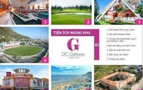 Căn hộ view biển Vũng Tàu Gateway, tuyệt tác kiến trúc giữa lòng thành phố biển, LH: 0936021826