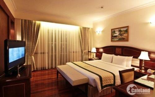 Bán khách sạn 6 tầng tiêu chuẩn 2 sao khu Á Châu