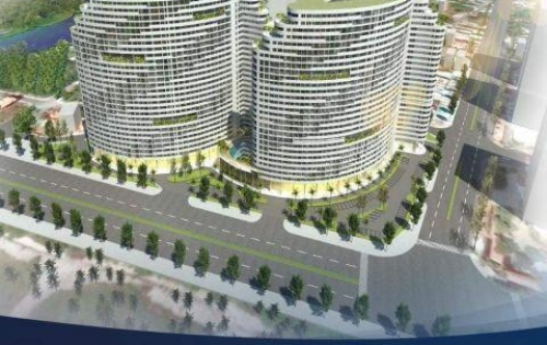 Chỉ 399tr sở hữu ngay căn hộ biển Vũng Tàu, full nội thất, CK 7%. LH: Ms. Hậu - 0976349650