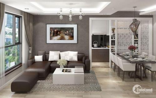 Cho thuê căn hộ 82m2 chung cư Riverside Garden, căn hộ thiết kế 3PN, giá 13 triệu/tháng