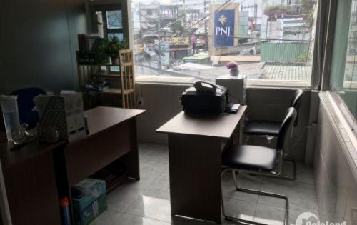 Cho thuê văn phòng nhỏ giá rẻ kính suốt cửa sổ view đẹp chỉ 4 triệu rưỡi/tháng trọn gói dịch vụ