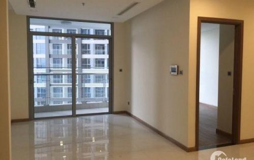 Cho thuê CH Vinhomes 2PN nhà trống, diện tích cực rộng, tầng trung, giá tốt 18tr/tháng  LH: 0931.46.77.72