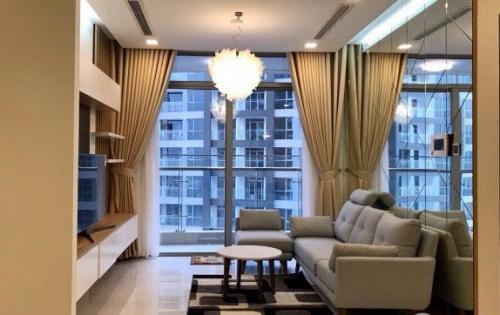 Căn hộ 2PN full nội thất 80m2 tại Vinhomes Central Park tầng trung view đẹp giá 20tr/tháng   LH:0931.46.77.72