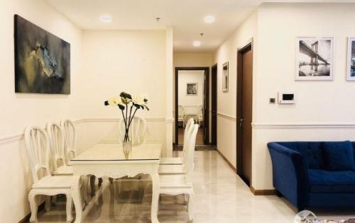 Cho thuê CH 3PN full nội thất Cao cấp tại Vinhomes Central Park giá 27,5 triệu/tháng . LH: 0931.46.77.72