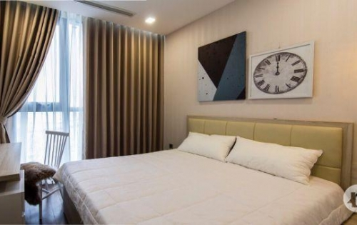 Căn hộ duy nhất Vinhomes 3PN full nội thất tầng cao, phòng khách rộng rãi cho thuê giá 27tr/tháng LH 0931.46.77.72