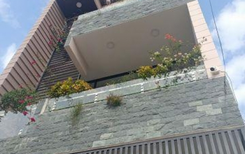 Cho thuê nhà 4 tầng, full nội thất cao cấp đường Hoàng Tăng Bí