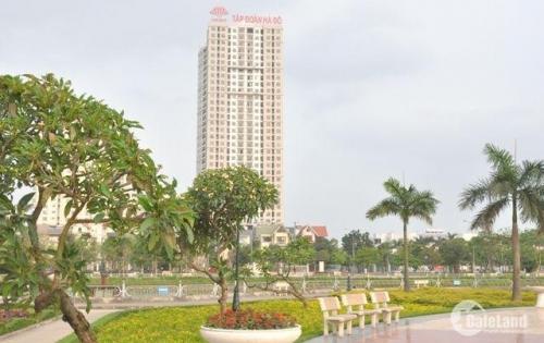 Cho thuê CHCC Hà Đô Park View, Dt 128m2, 3PN, full đồ, giá 900$/tháng