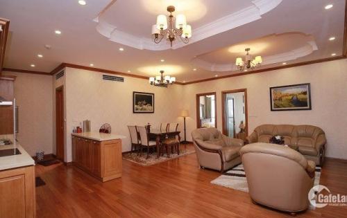 Cho thuê căn hộ 3PN full đồ rộng 110m2 tòa Eurowindow 27 Trần Duy Hưng