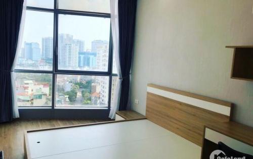 ho thuê căn hộ 2PN full đồ rộng 70m2 tòa Eurowindow 27 Trần Duy Hưng