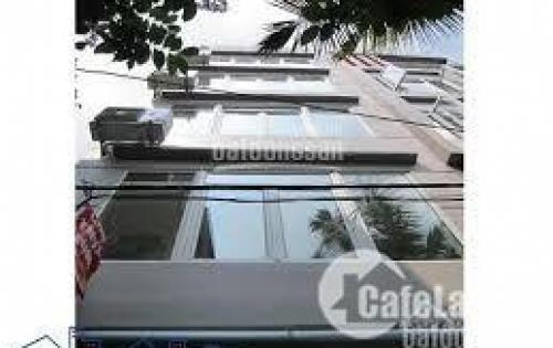 Cho thuê nhà riêng ngõ 83 Nguyễn Khang 70m2 xây 5 tầng giá 22 tr/ tháng LH 0984250719