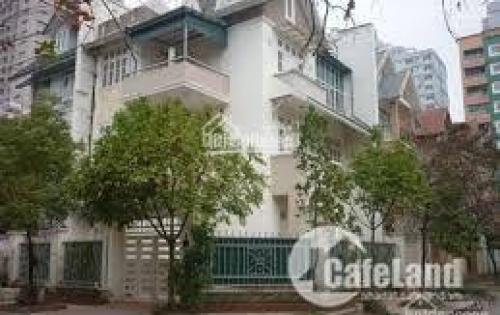 Cho thuê Biệt thự 180m2 kđt Dịch vọng, Công viên cầu giấy giá 85 tr/ tháng