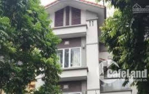 Cho thuê biệt thự Vimeco Nguyễn Chánh ( ngay sau BigC) giá 45 tr/ tháng Lh 0984250719