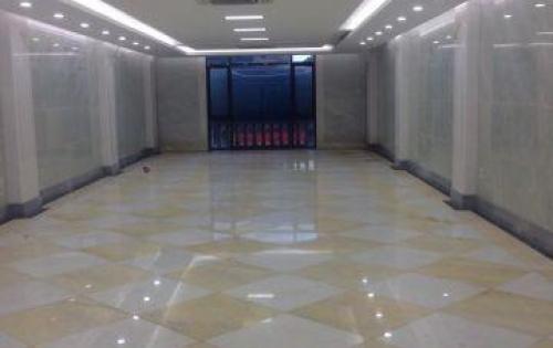 văn phòng đẹp giá rẻ thông sàn 85m thông sàn mặt phố Nghĩa Đô Cầu giấy
