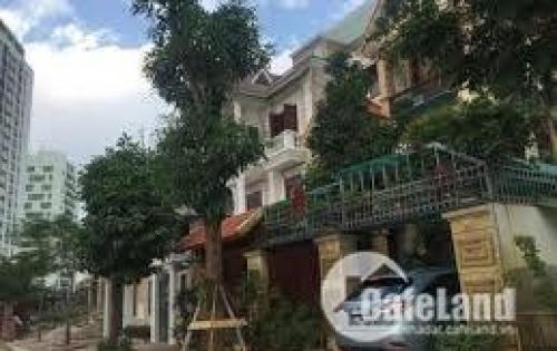 Cho thuê Biệt thự nhà vườn 363 Nguyễn Khang dt 110m2 xây 4 tầng giá 20 tr/ tháng