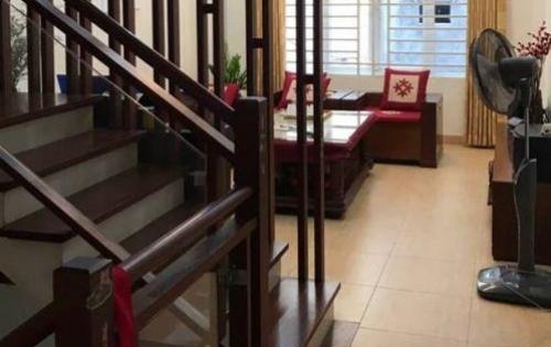 Cho thuê nhà Thái Hà 58m2x5 tầng MT 6,5m 16tr/tháng