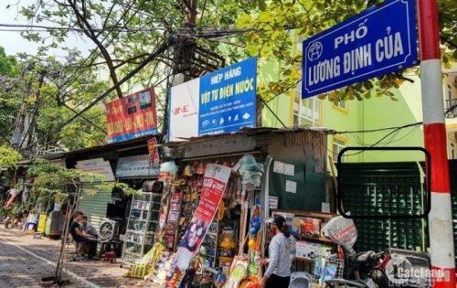 Văn phòng, lớp học, nhà trẻ 73m2 phố Lương Định Của