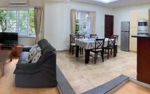 Cho thuê nhà Trung Liệt 40m2x5 tầng MT 3,6m 38tr/tháng