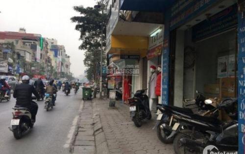 Cho thuê nhà mặt phố 4 tầng, tum, địa chỉ: số 97 Nguyễn Lương Bằng , Đống Đa, Hà Nội.