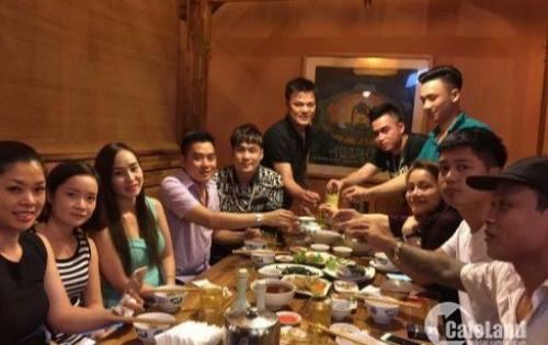 Cho thuê nhà Tạ Quang Bửu,80m,34tr,mt4.5m,hàng ăn.