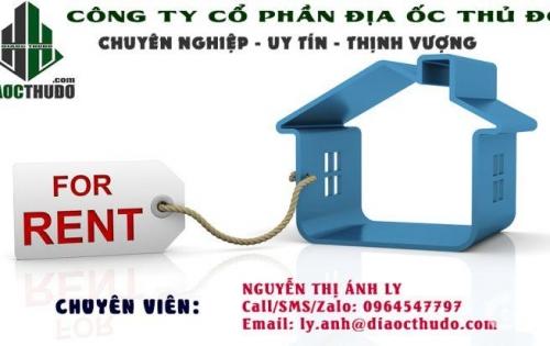 Cho thuê nhà mặt phố tại Minh Khai, Hai Bà Trưng.