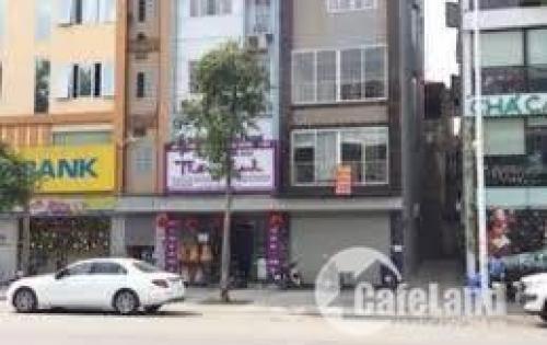 Có nhà cho thuê mặt phố CỰC ĐẸP Phố Huế 100m, MT 4m.