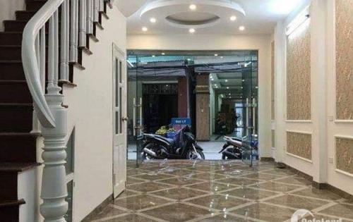 Cho thuê nhà Trương Định 100m2x4 tầng 20tr/tháng
