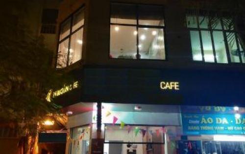 Nhà lô góc mặt phố Trần Đại Nghĩa, giá rẻ, view đẹp, cà phê, trà sữa