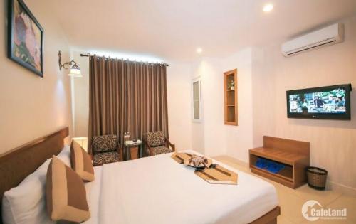 Cho thuê căn hộ 2 phòng ngủ ngay TTTP đầy đủ tiện ích.