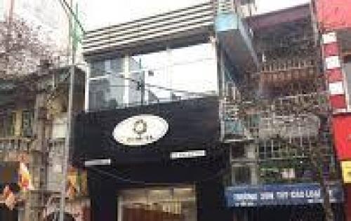 Có nhà CỰC ĐẸP cần cho thuê mặt phố Nam Ngư 650m, MT 4m.