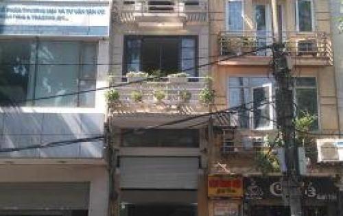 -Chính chủ cho thuê nhà riêng: 42m2 x 5 tầng thông sàn, MT 4m, mặt phố Yết Kiêu, phường Nguyễn Du,  -Nhà vừa sửa đẹp tiện kinh doanh mọi ngành nghề. Vỉa hè rộng