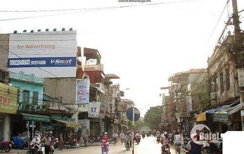 Cho thuê nhà mặt phố Trương Định, kinh doanh đắc địa,nhà hàng,siêu thị, 60 triệu