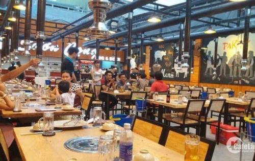 Cho thuê gấp mặt bằng kinh doanh tại Phố Thạch Bàn, dân cư qua lại 2 vạn người mỗi ngày.