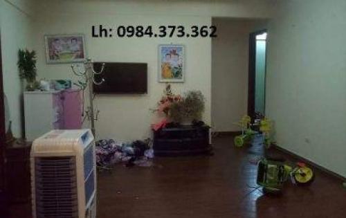 Cho thuê căn hộ chung cư khu đô thị Việt Hưng, Long Biên. S: 100m. Giá: 6 tr/ th.Lh: 0984.373.362