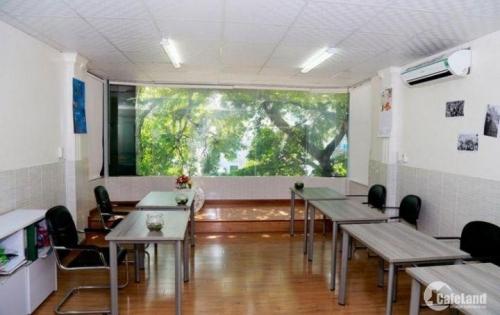 Văn phòng cho thuê trọn gói 45m2 64 Nguyễn Đình Chiểu, Đa Kao Quận 1 full nội thất dịch vụ