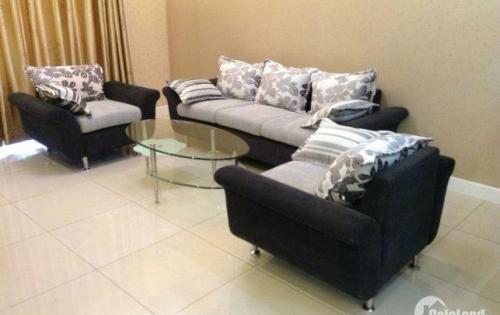 Cho thuê căn hộ chung cư the Flemington , Q11 , 2 phòng ngủ , full nội thất , giá 18tr/th