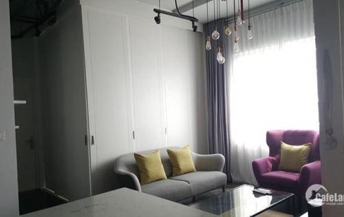 Cho thuê căn hộ 2PN Tropic Garden, thiết kế châu Âu