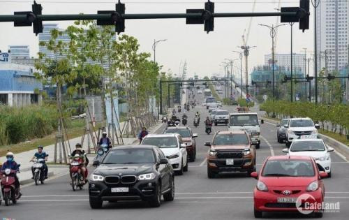 Cho thuê mặt bằng thương mại căn hộ Centana Thủ Thiêm, MT Mai Chí Thọ, Quận 2, nhiều diện tích để lựa chọn