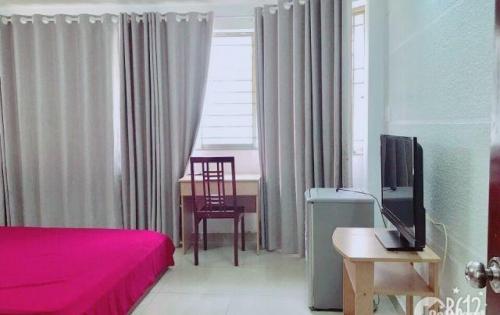 Chung cư mini full nội thất quận 3 khu Tân Định 30m2