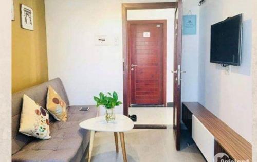 Cho thuê căn hộ mini Cao Cấp có gác full nội thất kiểu Âu-Hàn giá mềm, khu vực Q4-Q7 HCM