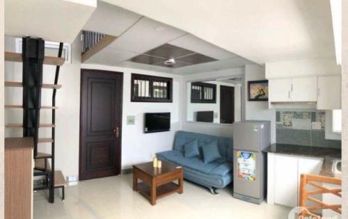 Cho thuê căn hộ mini có Gác full đồ Cao Cấp tối đa 3 người, Quận 7,  Hồ Chí Minh diện tích 35m2  giá 6.9 Triệu/tháng