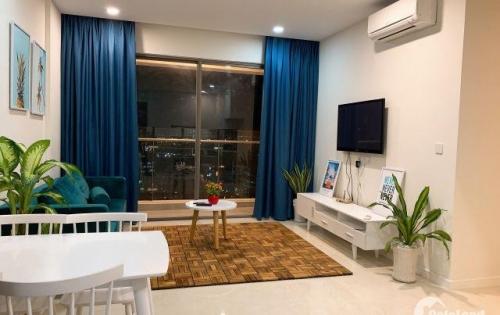 Cho thuê căn hộ 2 phòng ngủ đầy đủ nội thất Millennium Quận 4
