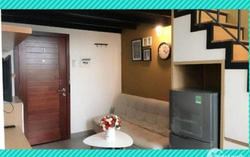 Cho thuê căn hộ mini/Phòng cho thuê, có Gác Cao Cấp full đồ nội thất 35m2 Q4,Q7 HCM