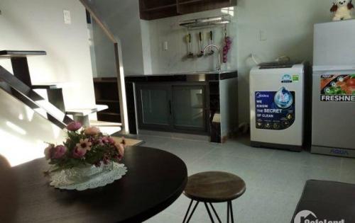 Cho thuê căn hộ chung cư mini Cao Cấp có Gác full nội thất tối đa 3 người ở,Q7 HCM