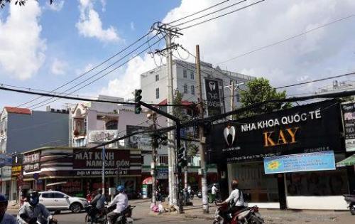 Cho thuê nhà mặt tiền ngay khu tập trung kinh doanh sầm uất đường Huỳnh Tấn Phát, dt>3000m2