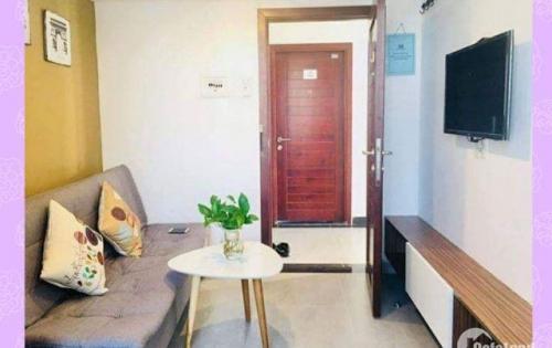 Trời ơi tin được hông? cho thuê căn hộ mini Cao Cấp có gác full đồ giá mềm 6tr9/tháng , khu vực Q4-Q7 HCM